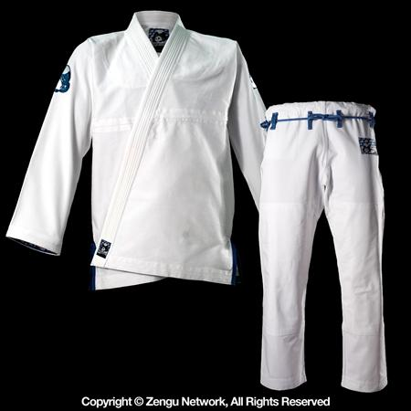 Inverted Gear Light Pearl BJJ Gi